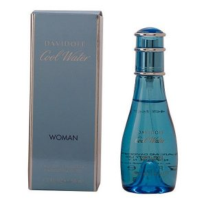 Women's Perfume Cool Water Woman Davidoff EDT 30 ml