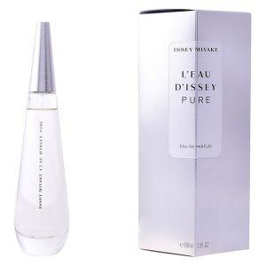 Women's Perfume L'eau D'issey Pure Issey Miyake EDP 50 ml