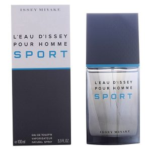 Men's Perfume L'eau D'issey Homme Sport Issey Miyake EDT 100 ml