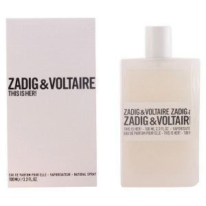 Women's Perfume This Is Her! Zadig & Voltaire EDP 50 ml