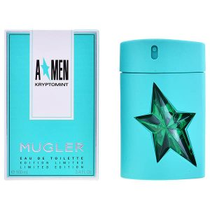 Men's Perfume A* Kryptomint Thierry Mugler EDT 100 ml