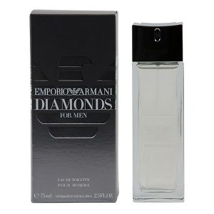 Men's Perfume Diamonds Armani EDT 30 ml