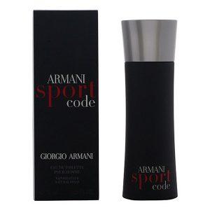 Men's Perfume Armani Code Sport Armani EDT 50 ml