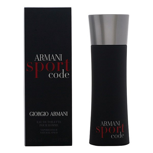 Armani 75 Edt Ml Parfum Sport Homme Code 4cA3Rq5jL