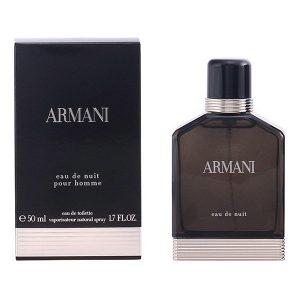 Men's Perfume Armani Homme Eau De Nuit Armani EDT 50 ml