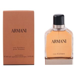 Men's Perfume Eau D'aromes Armani EDT 100 ml