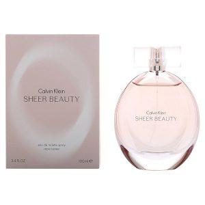 Women's Perfume Sheer Beauty Calvin Klein EDT 50 ml