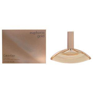 Women's Perfume Euphoria Gold Calvin Klein EDP 50 ml