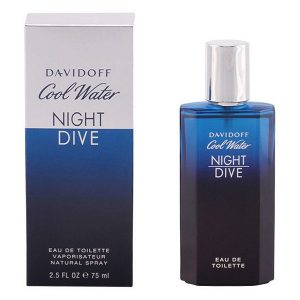 Men's Perfume Cool Water Night Dive Davidoff EDT 125 ml