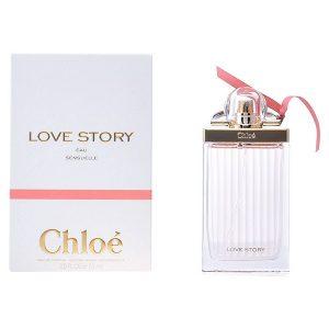 Women's Perfume Love Story Eau Sensuelle Chloe EDP 75 ml