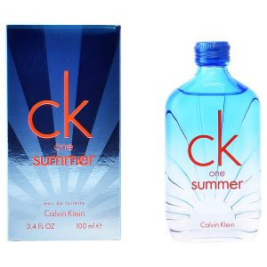 Unisex Perfume Ck One Summer Calvin Klein EDT 100 ml