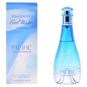 Women's Perfume Cool Water Woman Pacific Summer Edition Davidoff EDT 100 ml