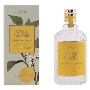 Women's Perfume Acqua 4711 EDC Lemon & Ginger 170 ml