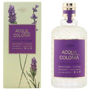 Women's Perfume Acqua 4711 EDC Lavender & Thyme 170 ml