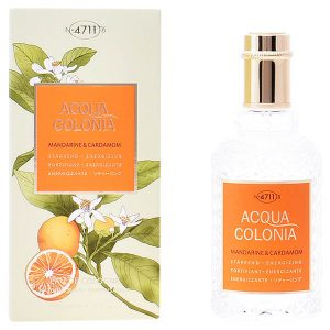 Unisex Perfume Acqua 4711 EDC Mandarina & Cardamomo 50 ml