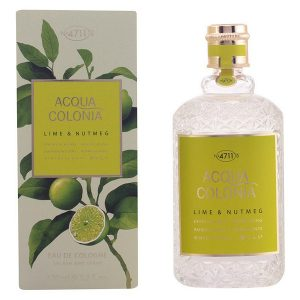 Unisex Perfume Acqua 4711 EDC Lime & Nutmeg 170 ml