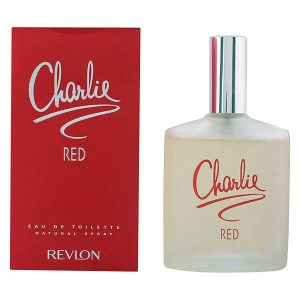 Women's Perfume Charlie Red Revlon EDT 100 ml