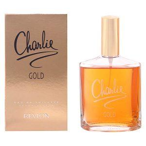 Women's Perfume Charlie Gold Revlon EDT 100 ml