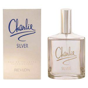 Women's Perfume Charlie Silver Revlon EDT 100 ml