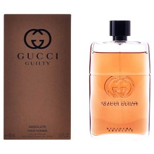 Men's Perfume Gucci Guilty Homme Absolute Gucci EDP 90 ml