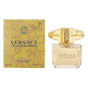 Women's Perfume Yellow Diamond Versace EDT 90 ml