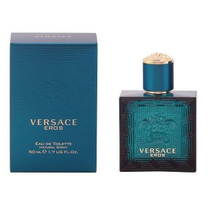 Men's Perfume Eros Versace EDT 50 ml