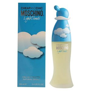 Women's Perfume Cheap & Chic Light Clouds Moschino EDT 100 ml