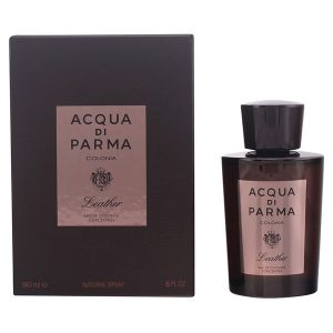 Men's Perfume Leather Acqua Di Parma EDC concentrée 100 ml