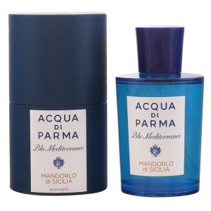 Unisex Perfume Blu Mediterraneo Mandorlo Di Sicilia Acqua Di Parma EDT 150 ml