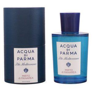 Unisex Perfume Blu Mediterraneo Mirto Di Panarea Acqua Di Parma EDT 150 ml