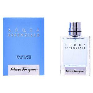 Men's Perfume Acqua Essenziale Homme Salvatore Ferragamo EDT 100 ml
