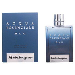 Men's Perfume Acqua Essenziale Blu Salvatore Ferragamo EDT 100 ml