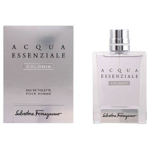 Men's Perfume Acqua Essenziale Salvatore Ferragamo EDT 100 ml