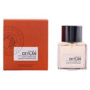 Men's Perfume Viaje A Ceylan Adolfo Dominguez EDT 100 ml