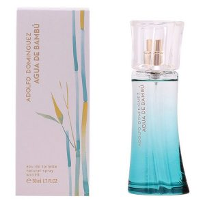 Women's Perfume Agua De Bambú Adolfo Dominguez EDT 50 ml