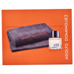 Men's Perfume Set Viaje A Ceylan Adolfo Dominguez (2 pcs)