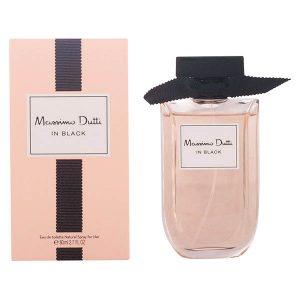 Women's Perfume Massimo Dutti In Black Her Massimo Dutti EDT 80 ml