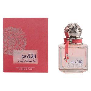 Women's Perfume Viaje A Ceylan Adolfo Dominguez EDT 50 ml