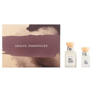 Men's Perfume Set Agua Fresca Adolfo Dominguez (2 pcs)