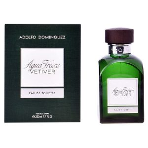 Men's Perfume Agua Fresca Vetiver Adolfo Dominguez EDT 120 ml