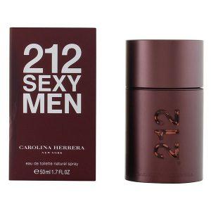 Men's Perfume 212 Sexy Carolina Herrera EDT 100 ml