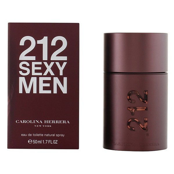 Parfum Homme 212 Sexy Carolina Herrera Edt 100 Ml You Like It