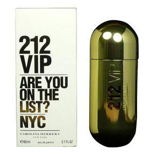 Women's Perfume 212 Vip Carolina Herrera EDP 30 ml