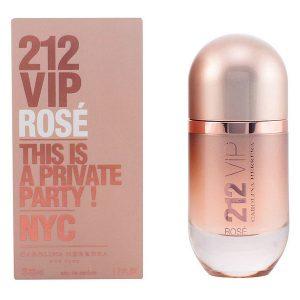 Women's Perfume 212 Vip Rosé Carolina Herrera EDP 125 ml
