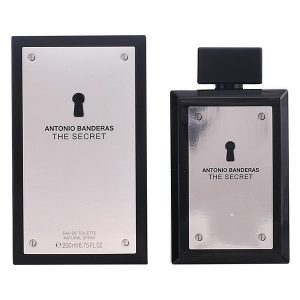 Men's Perfume The Secret Antonio Banderas EDT 200 ml