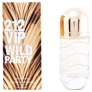 Women's Perfume 212 Vip Wild Party Edt Carolina Herrera EDT 80 ml