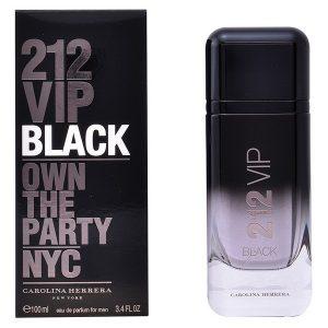 Men's Perfume 212 Vip  Black Carolina Herrera EDP 100 ml
