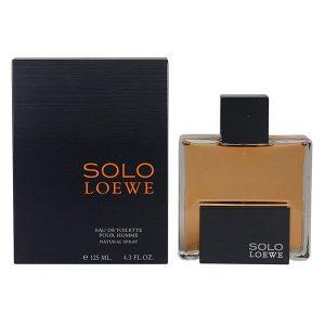 Women's Perfume Solo Loewe Loewe EDT 125 ml