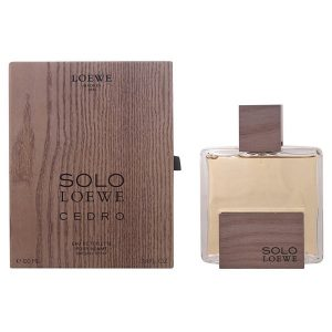 Men's Perfume Solo Loewe Cedro Loewe EDT 50 ml
