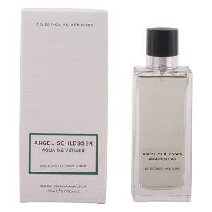 Men's Perfume Agua De Vetiver Angel Schlesser EDT 100 ml